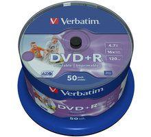 Disqe Verbatim DVD + R Printable