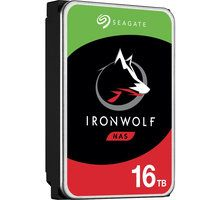 "Hard disk Seagate IronWolf, 3.5 ""- 16TB"