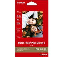 Letër për fotografi Canon Plus Glossy II PP-201