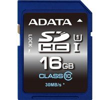 Kartë memorie ADATA SDHC, 16GB