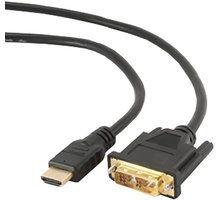 Kabllo Gembird HDMI - DVI 1.8 m