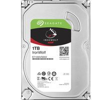 Disk i brendshëm HDD Seagate IronWolf - 1TB