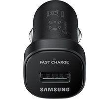 Karikues për veturë Samsung Travel me Micro USB , i zi