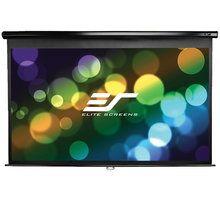 """Tabelë motorike për projektor Elite Screens, 84 """"(213.4 cm) / 16: 9 / 104.1 x 185.4 cm, e zezë"""