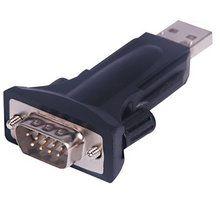 Kabllo konvertuese PremiumCord USB 2.0 për RS232