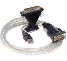Kabllo konvertuese PremiumCord RS232
