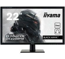 """Monitor LED G-Master GE2288HS-B1 22"""""""