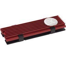 Ftohës EK Water Blocks EK-M.2 NVMe, i kuq
