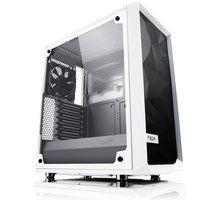 Kasë kompjuteri Fractal Design Meshify C, me xham, e bardhë