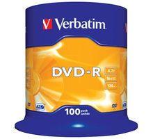 Disqe Verbatim DVD-R 16x 4.7GB, 1000 copë