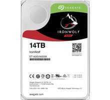 Hard disk Seagate IronWolf - 14TB