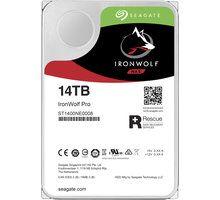 Hard disk Seagate IronWolf PRO - 14TB