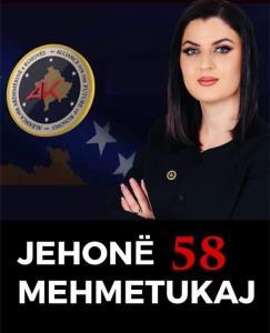 Jehonë Mehmetukaj