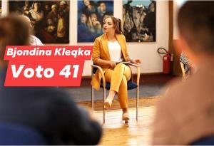 Bjondina Kleçka