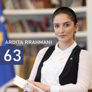 Ardita Rrahmani